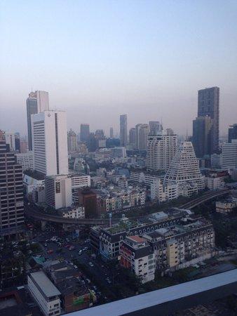Pullman Bangkok King Power: View