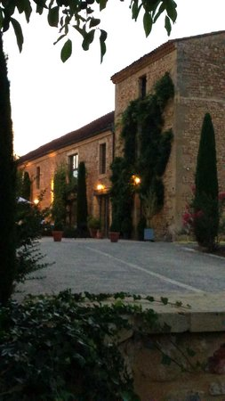 Hotel La Villa Romaine : La réception
