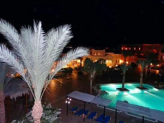 Jaz Dar El Madina: Vista dall alto soly mar dar El madina