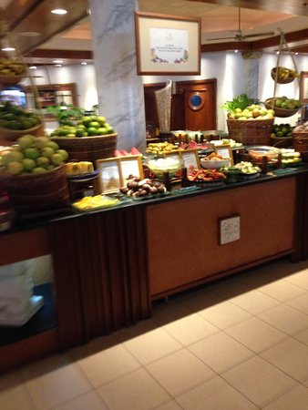 Nusa Dua Beach Hotel & Spa : Breakfast