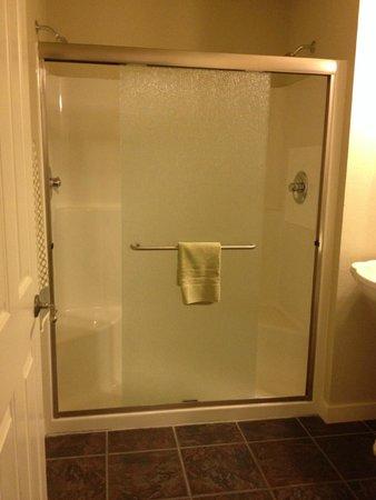 Starfish Manor Oceanfront Hotel: secind bathroom