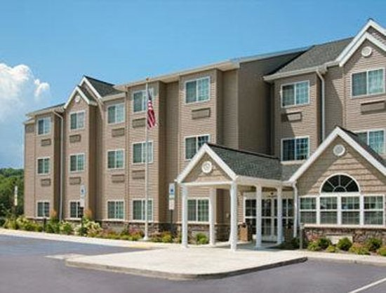 Microtel Inn & Suites by Wyndham Mansfield: Welcome to the Microtel Inn Suites Mansfield