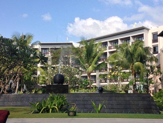 Pullman Bali Legian Nirwana: L'hôtel