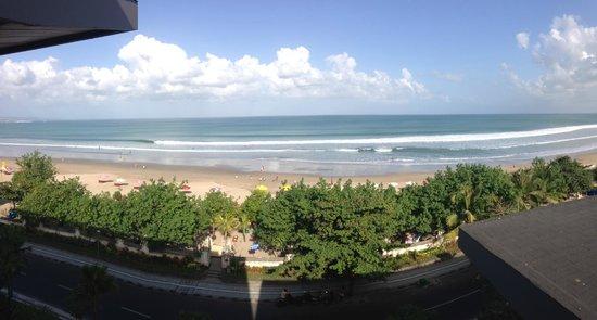 Pullman Bali Legian Nirwana: Vue de la chambre