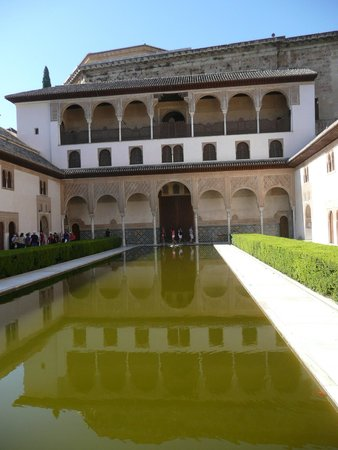 The Alhambra: Nasrid Palace