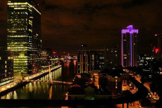 Britannia International Hotel: view from my window