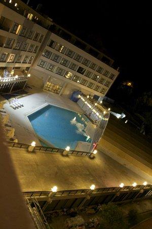 Kaya Izmir Thermal & Convention: Outside thermal pool