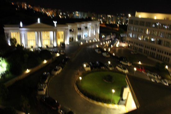 Kaya Izmir Thermal & Convention: View from roof