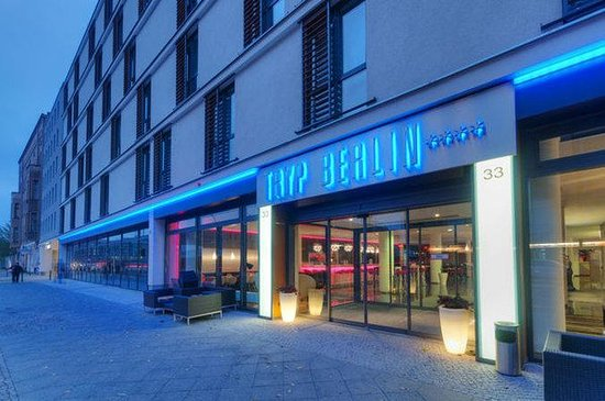 Tryp Berlin Mitte Hotel: Tryp Berlin Mitte General Night