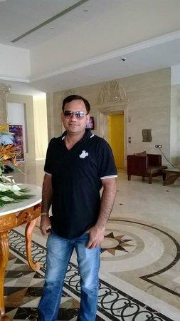 Accord Puducherry : Reception area