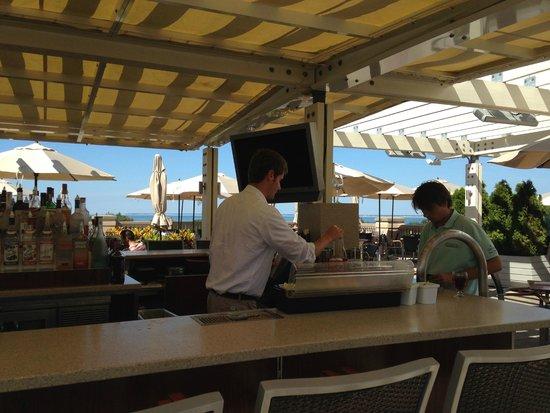Ocean Terrace: Lunch at Ocean's Terrace