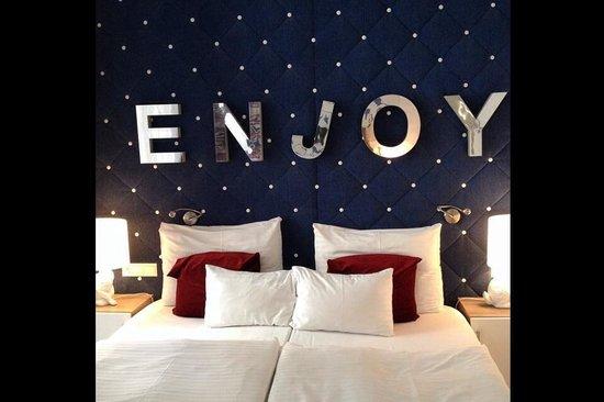 Estilo Fashion Hotel: Lovely room ❤️