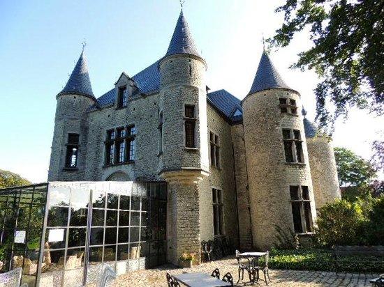 Thermae Boetfort Spa and Hotel: 問題のメインの古城です、。