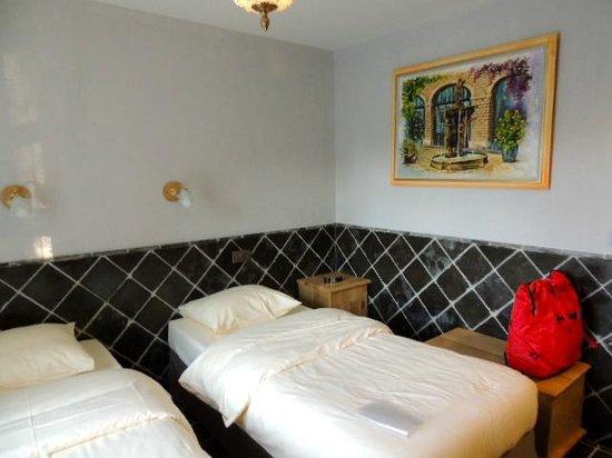 Thermae Boetfort Spa and Hotel: バスタブ付きを予約したのに、シャワーだけでした、。