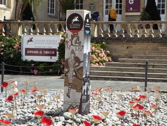 Musée de la Tapisserie de Bayeux : Bayeux Museum