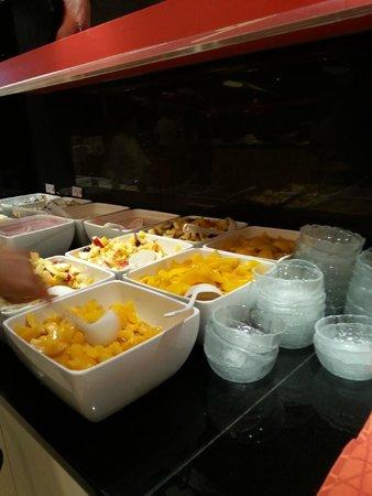 Hotel ibis Wien Mariahilf: Breakfast area