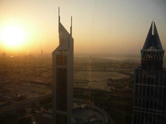 Millennium Plaza Hotel Dubai: Aussicht aus dem Zimmer