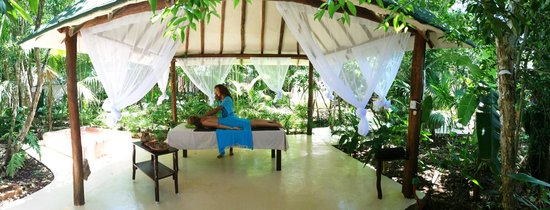 Los Colobries Mayan Jungle Spa