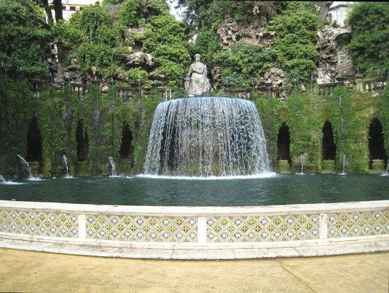 Villa d'Este : Pleasing