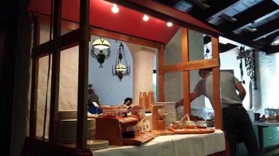 Vier Jahreszeiten am Schluchsee: Buffet original soirée spéciale