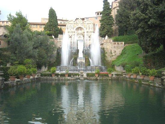 Villa d'Este : Wonderful