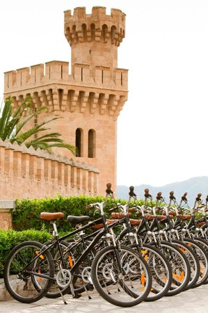 "Palma on Bike : ""Specialized"" Expedition bicycles :)"