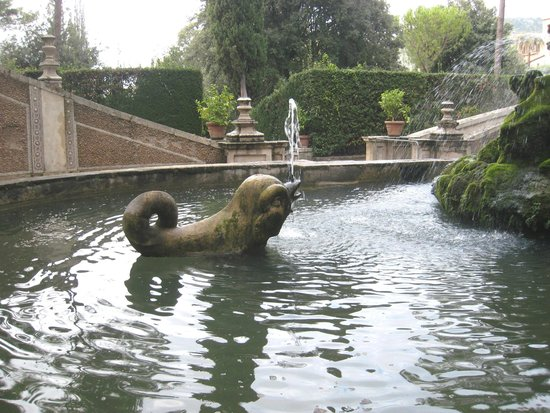 Villa d'Este : Playful
