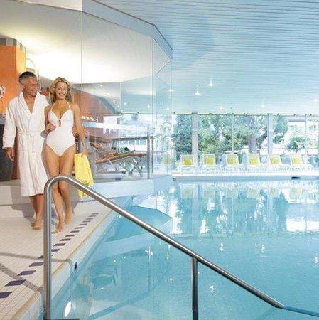 Lindner Grand Hotel Beau Rivage: Pool