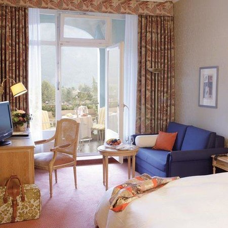 Lindner Grand Hotel Beau Rivage: Room