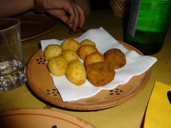 Rua De Li Travai : cibo