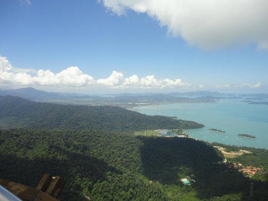 Langkawi Cable Car (Panorama Langkawi Sdn Bhd): View