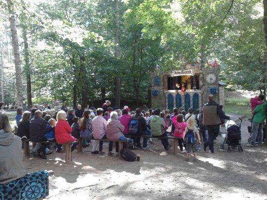 Kurpfalz-Park : Puppentheater