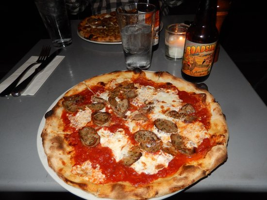 Pizzeria Bianco: Wiseguy with Red Sauce and a Beer