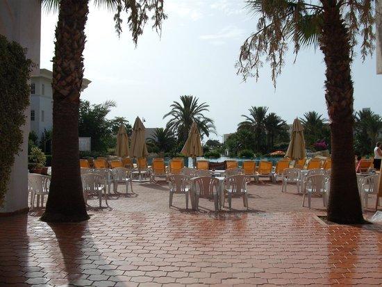Medina Belisaire & Thalasso: wyjście na basen