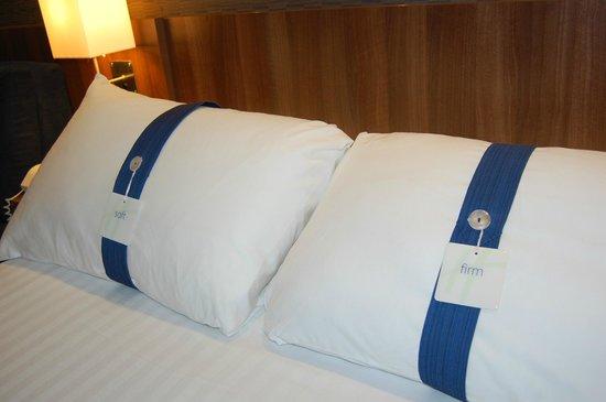 Menu Dei Cuscini.Menu Dei Cuscini Picture Of Holiday Inn Express York Tripadvisor