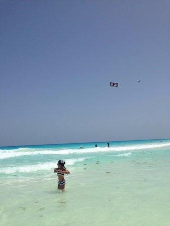 Beach Palace: Playa del BP