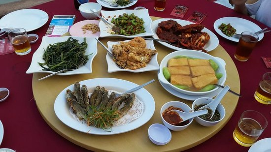 Oriental Seafood Gurney: Delicious food at Oriental Seafood Penang