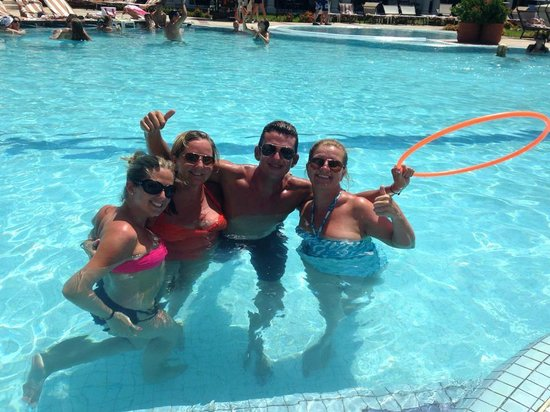 The Royal Playa del Carmen: Fun Times with Moshe