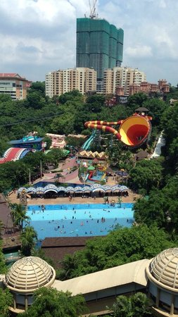 Sunway Resort Hotel & Spa : Water park