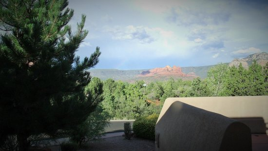 Best Western Plus Inn of Sedona: view from our room