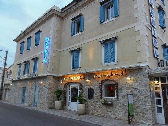 Sud Hotel_Bastia