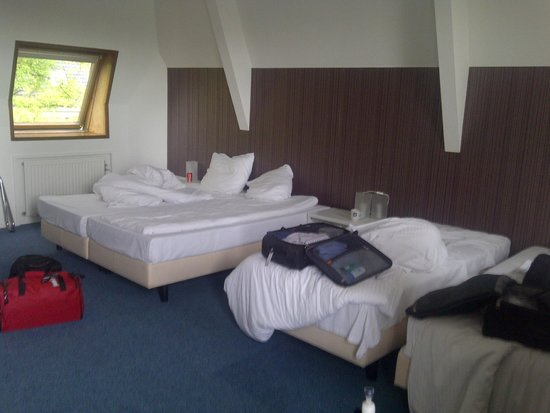 Hampshire Hotel - Beethoven Amsterdam: Quad room