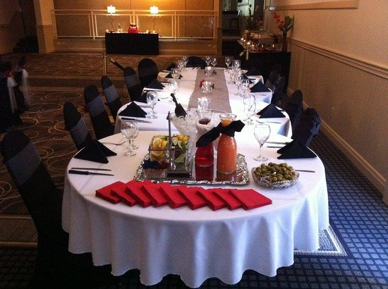 Holiday Inn Portsmouth Downtown: Catering customized to your needs