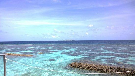 Vakarufalhi Island Resort: View from room