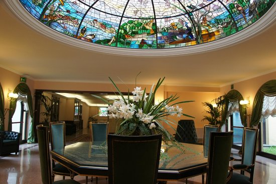 Grand Hotel Bristol: another rooflight