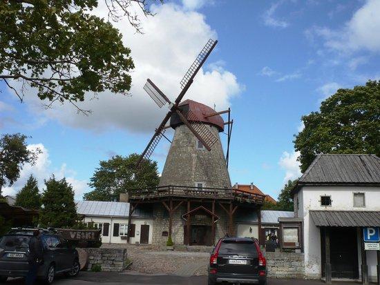 Saaremaa Veski: Трактир