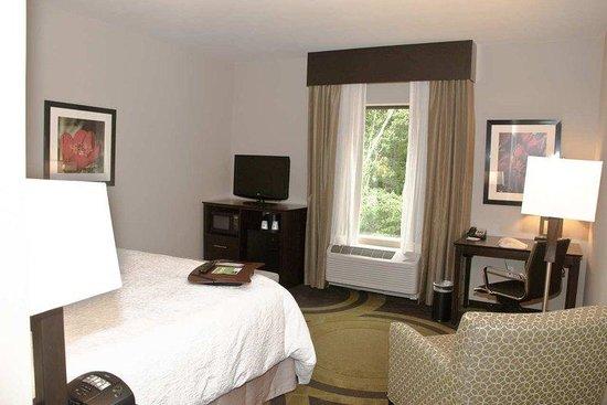 Hampton Inn Maumelle: King Room with Tub