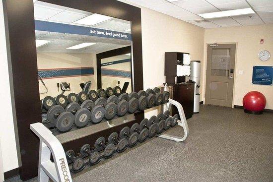 Hampton Inn Maumelle: Fitness Center