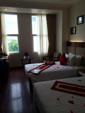 Hanoi E Central Hotel: Room 504