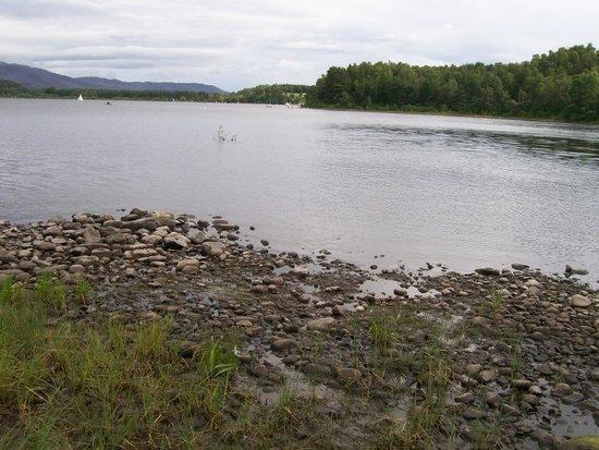 Loch Insh Watersports: Loch Inch